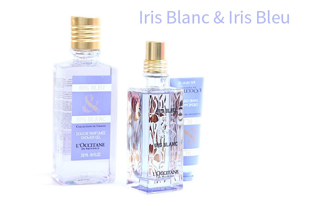l'occitane iris blanc iris bleu avis test