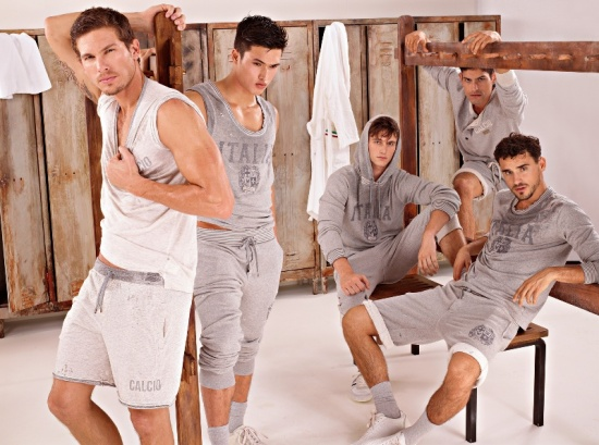 Dolce & Gabbana Gym F/W 2012-2013 collection