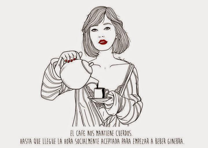 Sara Herranz Dibujo a la mujer y al hombre del que me enamorara