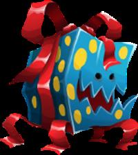 imagen de kimmels gift de monster legends
