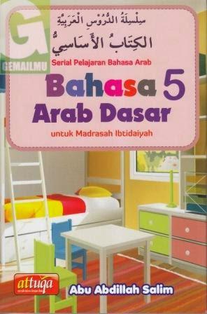 Bahasa Arab Dasar Untuk Madrasah Ibtidaiyah Kelas 5 At-Tuqa