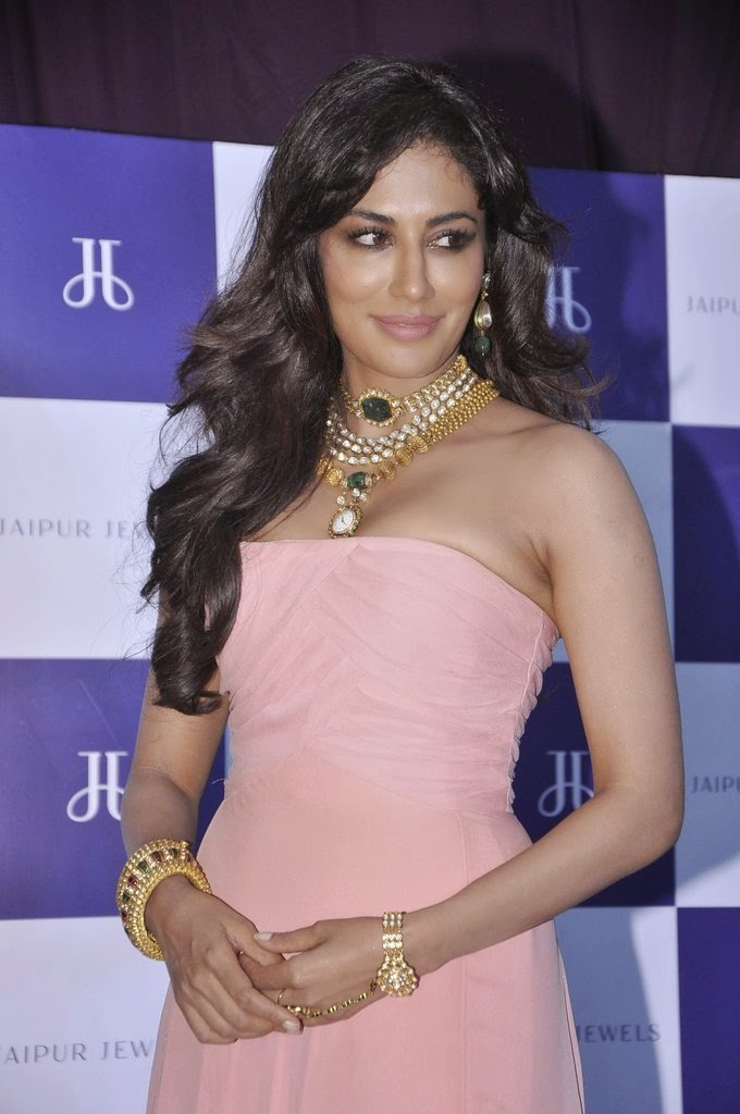 Chitrangada Endorses Renowned Jewellery Brand Jaipur Jewels