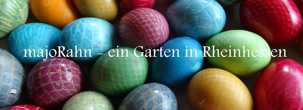 majoRahn - ein Garten in Rheinhessen