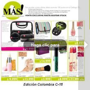 ofertas oriflame colombia c-15
