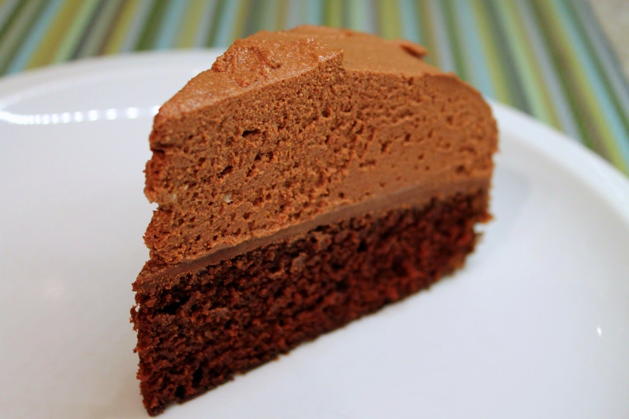 Cook In / Dine Out: Triple Chocolate Mousse Cake