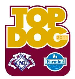 1° TOP DOG 2011 weimaraner in Italy