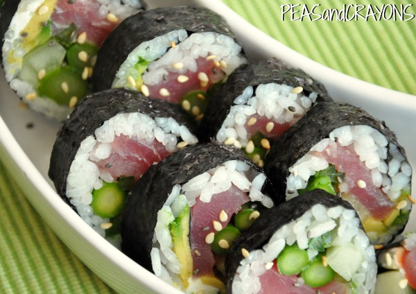 Homemade sushi tips tricks and toppings for Sashimi grade fish near me