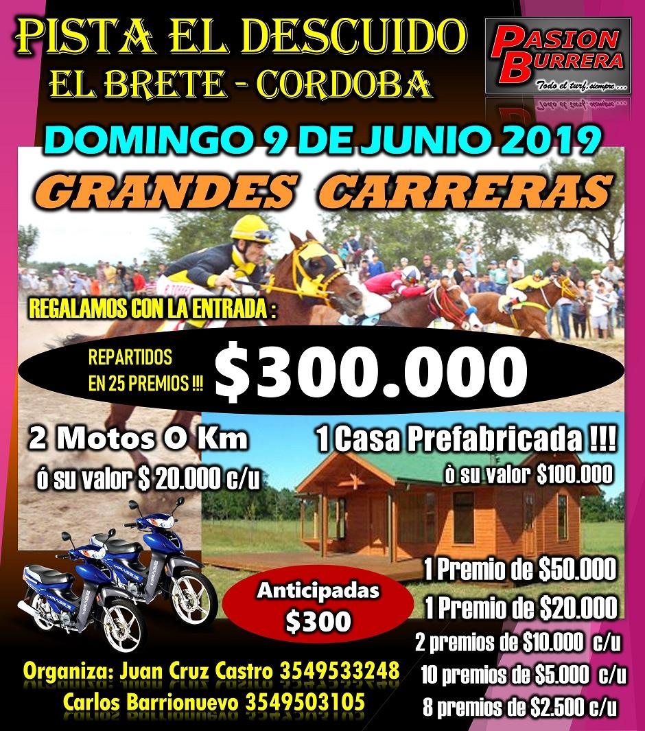 EL BRETE - 9 DE JUNIO