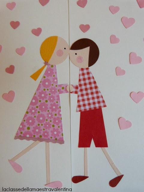 La classe della maestra valentina qualcosa per san valentino for Maestra valentina accoglienza