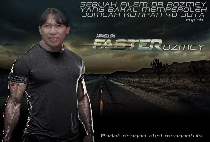dr rozmey faster poster buruk