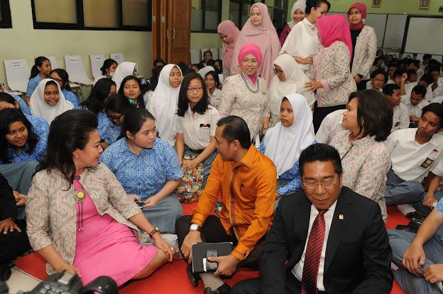 PIA DPR RI Gelar Penyuluhan Bahaya Penyalahgunaan Narkoba