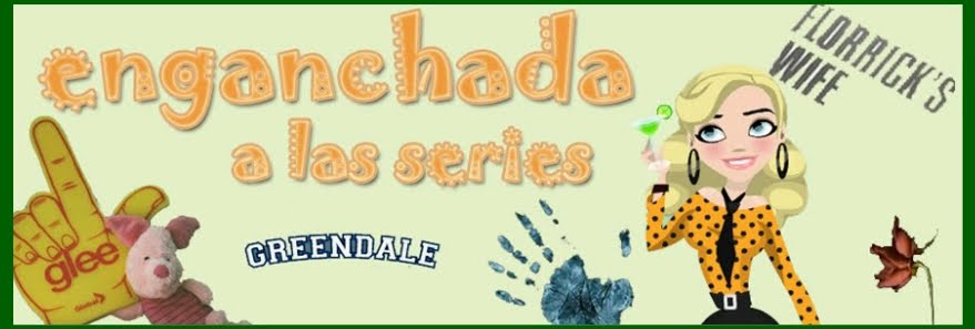 Enganchada a las series