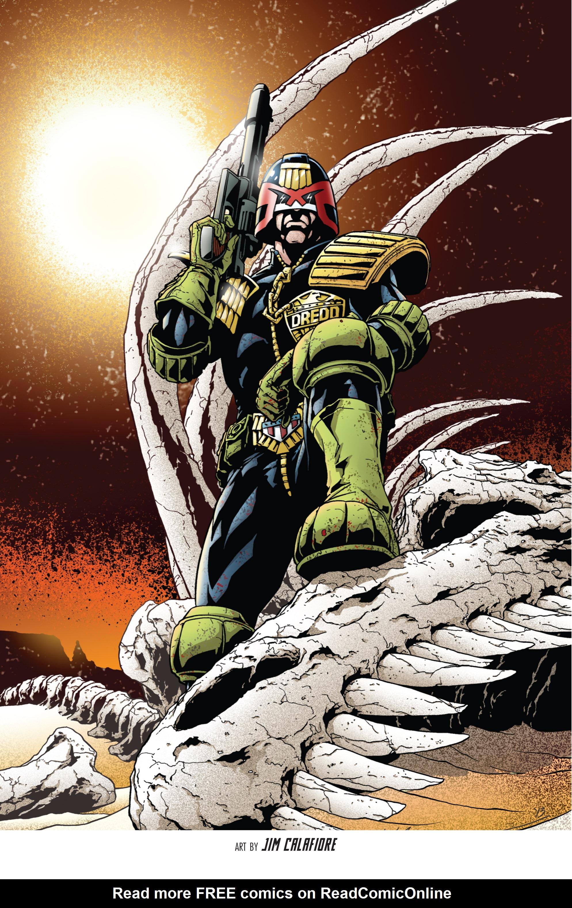 Read online Judge Dredd (2012) comic -  Issue # _TPB 3 - 96