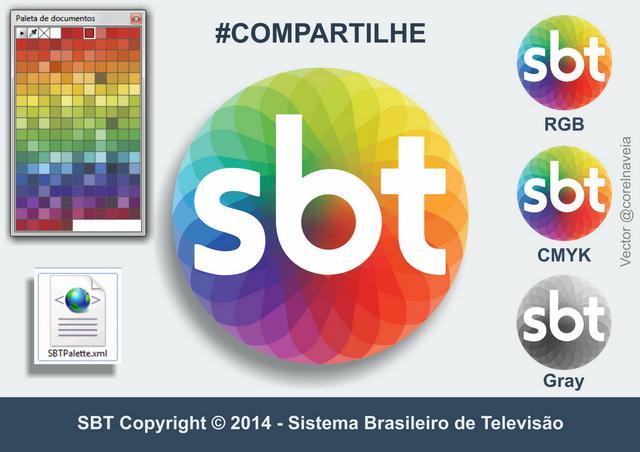 Logotipo SBT vector Free