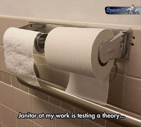 funny toilet paper picture