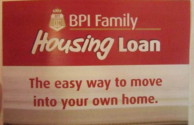 BPI Family: Housing Loan the easy way to move into your own home!