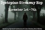 Dystopian Giveaway HOP, Nov 1-7