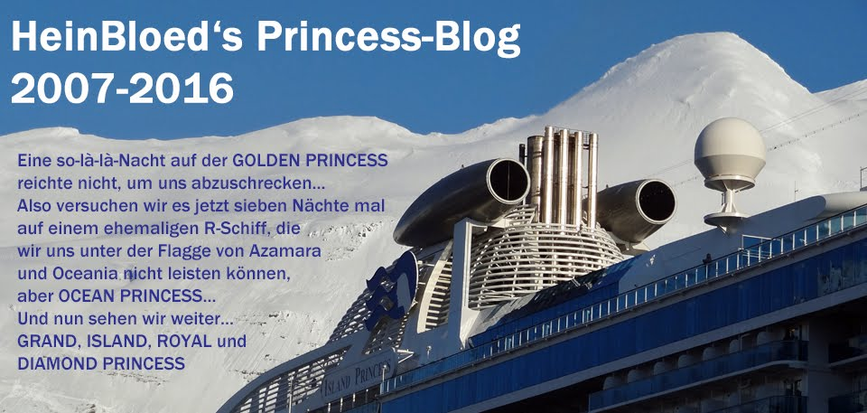 HeinBloed's Princess-Blog 2007-2016