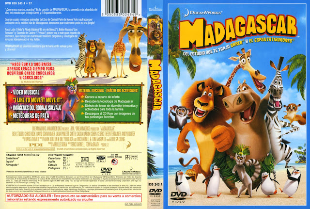 Madagascar Hdrip Castellano 2005