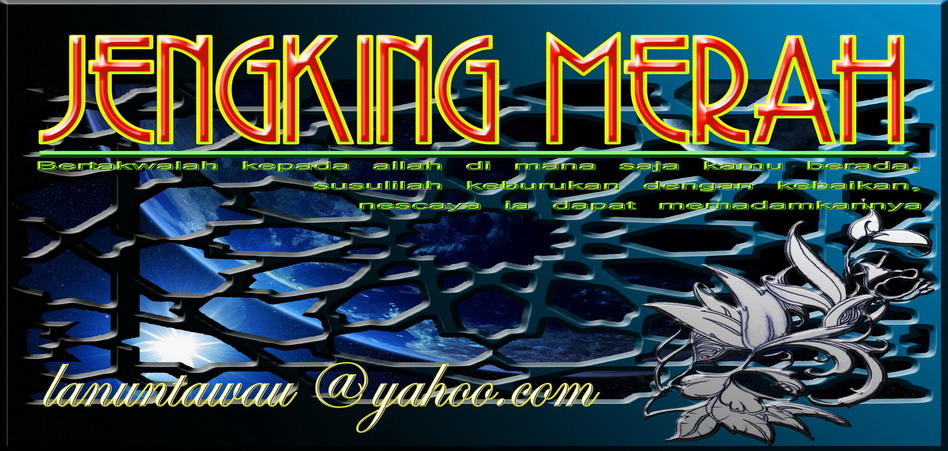 JENGKING MERAH