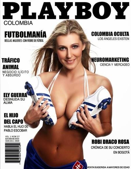 Zuzana Petríková – Playboy Colombia