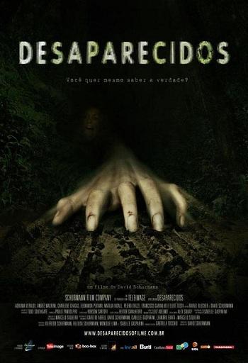 Desaparecidos Nacional 2012