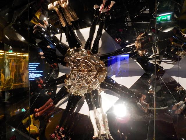 Musee des Arts Decoratif  Louis Vuitton Marc Jacobs Exhibition