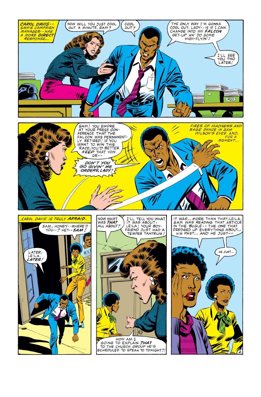 Captain America (1968) Issue #276 #192 - English 19
