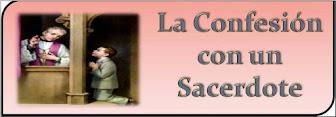 La Confesión con un Sacerdote