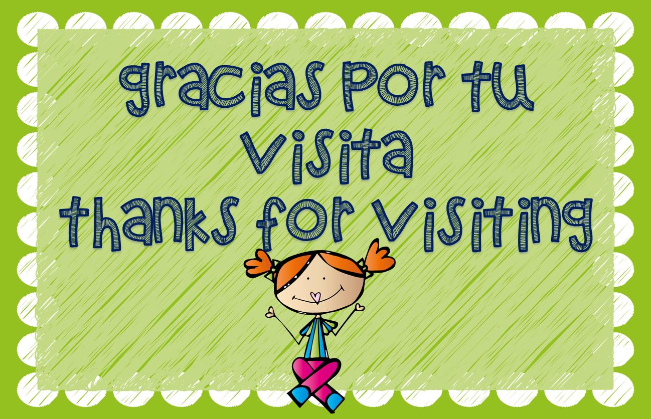Gracias por visitarnos