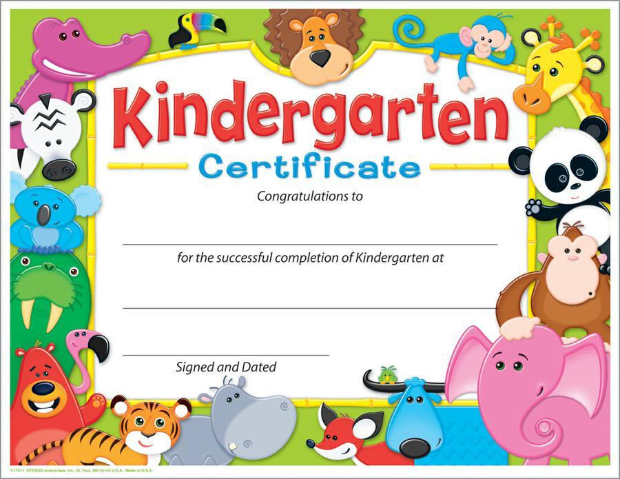Kindergarten diploma template free idealstalist kindergarten diploma template free yelopaper Gallery