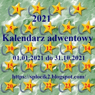 kalendarz adwentowy odc. 1