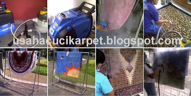cuci karpet rumah, usaha cuci karpet, peluang usaha cuci karpet, mesin cuci karpet, alat cuci karpet