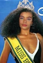 Deise Nunes Miss Brasil 1986