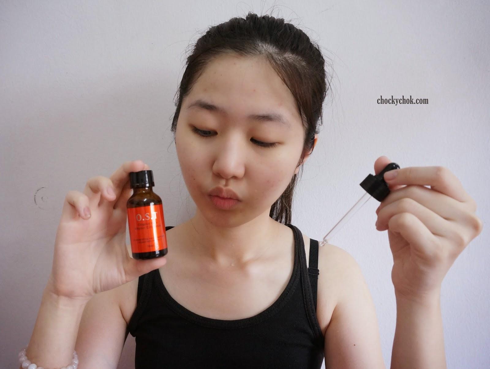 Natta Cosme X Ost Original Pure Vitamin C20 Serum Review Chocky 30ml