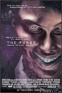 Thanh Trừng - The Purge poster