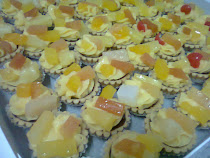 Baby cocktail fruit tart...min ode 50 bj