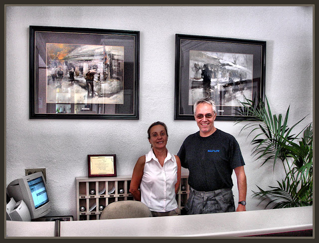 TOSSA DE MAR-HOTELES-GIRONA-PINTURA-CUADROS-RAMBLAS-PINTOR-ERNEST DESCALS-