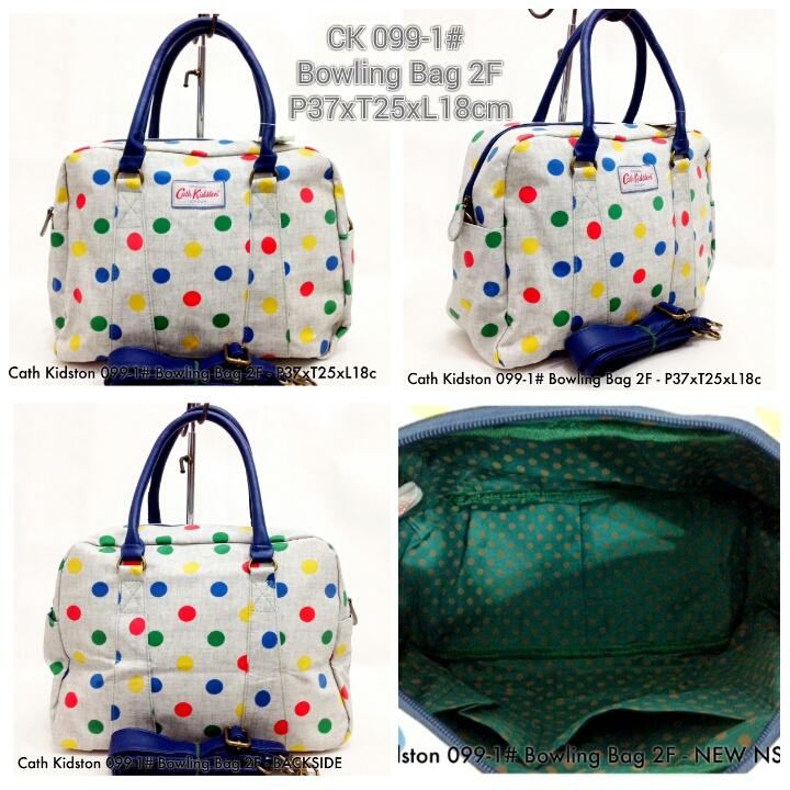 d1797f04c7 Kipling Shop Indonesia  Cath Kidston 099-1  BOWLING Bag 2F - Rp ...