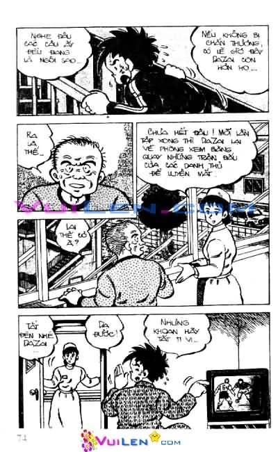 Jindodinho - Đường Dẫn Đến Khung Thành III  Tập 38 page 74 Congtruyen24h