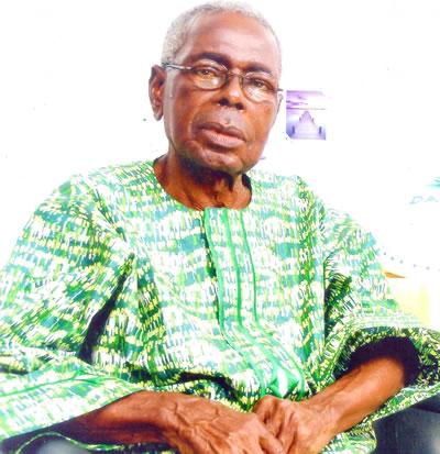 Composer of Nigeria's National Anthem, Benedict Odiase, passes on