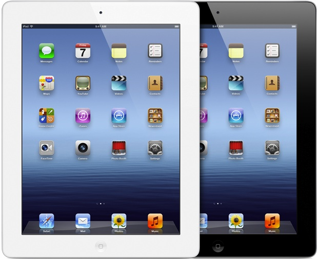 new ipad ipad 3 apple