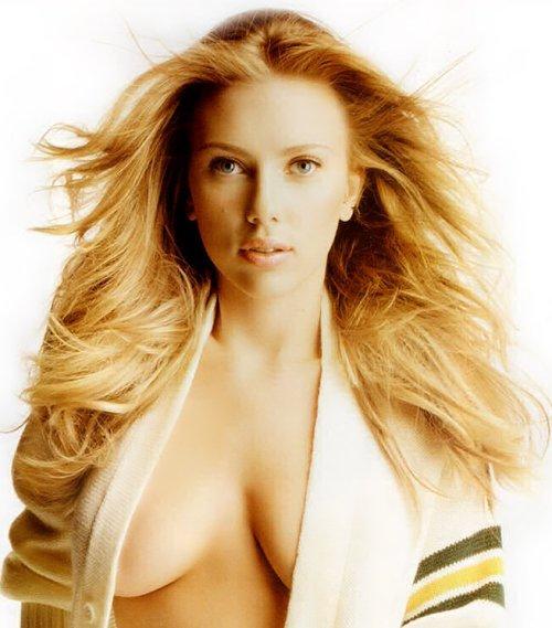 Scarlett Johansson hot wallpapers 2011