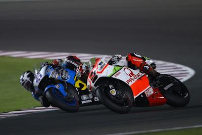 Tinggalak Honda, Redding ke Ducati Disambut dengan Pujian Petrucci