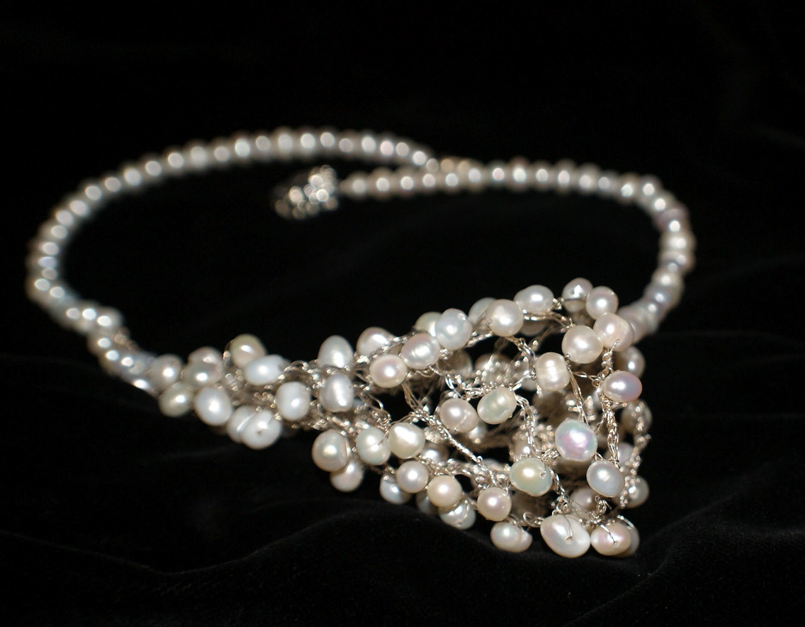 Handmade Wedding Jewellery Ideas : Handmade bridal and wedding jewelry by vintage touch celebrate your