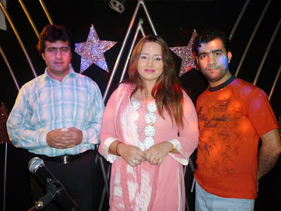 Pashto Hot Dancer Nadia Gul Interview Photo