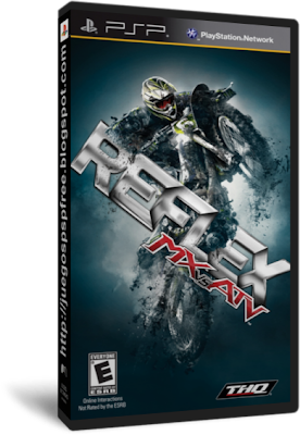 MX vs ATV Reflex [Full] [1 link] [Ingles] [PSP] [FS]