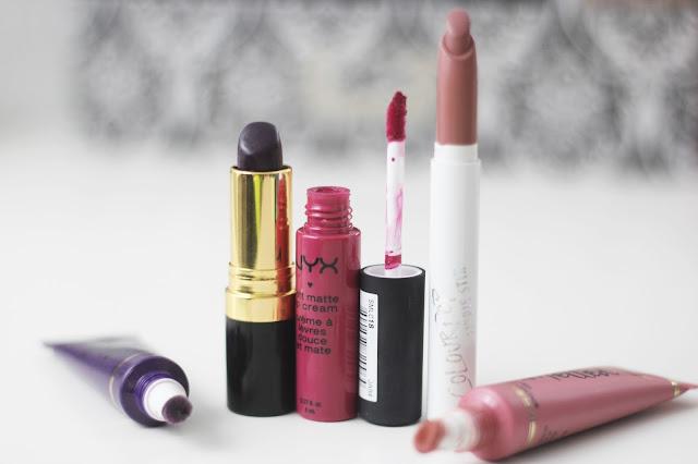 Favorite Lipsticks for pale skin