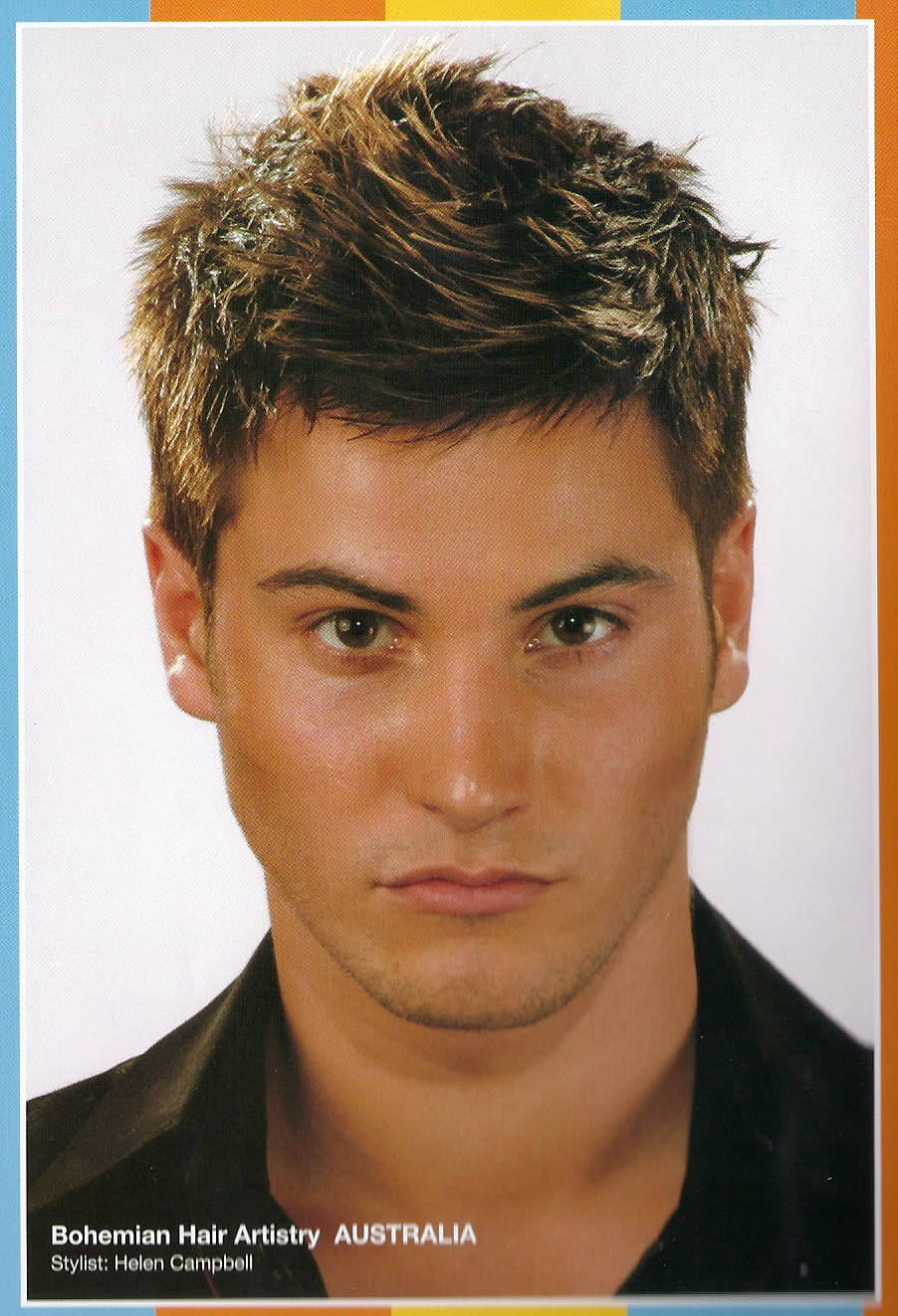 Mens Shag Hairstyle Pictures The Best Pictures Collection About Hairstyles and Fashion