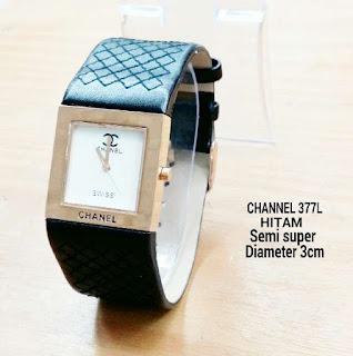 Chanel 0377L Hitam